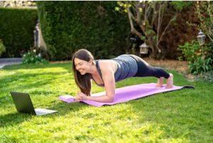 Ictiva seine Fitness auch zu Hause ohne Probleme steigern