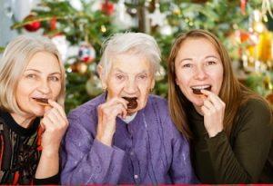Adventskalender Schokolade Produkten